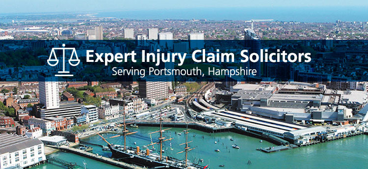 accident personal injury claim solicitors lawyers portsmouth