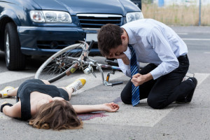 personal injury claims portsmouth - bicycle road traffic accident
