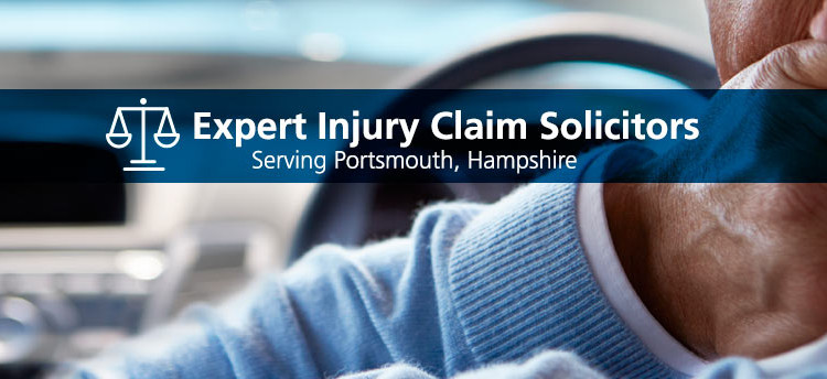 personal injury accident claim solicitors lawyers portsmouth whiplash