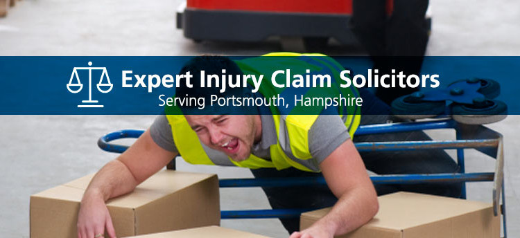 slips, trips, falls injury claim solicitors portsmouth